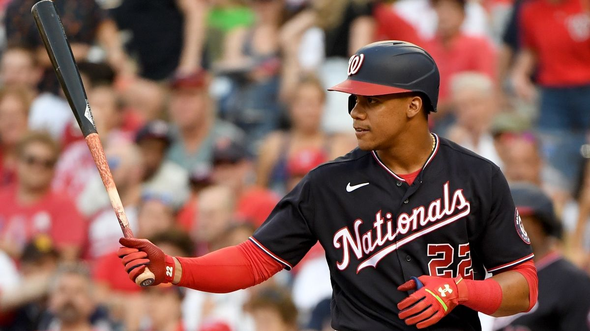 MLB Odds, Preview, Prediction for Nationals vs. Phillies: Hot to Bet NL East Matchup (July 27) article feature image