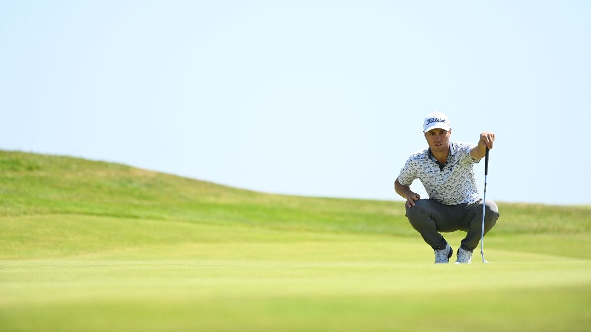 2021 Olympic Men's Golf Best Bets & Preview: Justin Thomas a Top Play for Gold in Tokyo article feature image