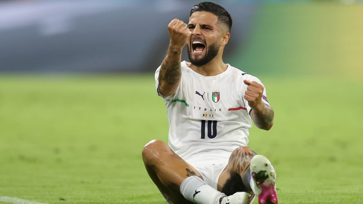 Euro 2020 Semifinal Betting Preview: Projected Odds, Totals for Italy vs. Spain & England vs. Denmark (July 6-7) article feature image