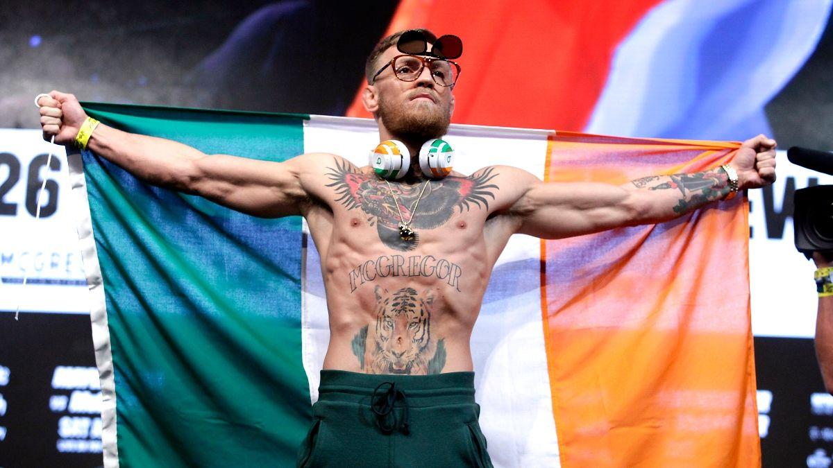 McGregor vs. Poirier 3 Odds, Promo: Bet $25, Win $200 if McGregor Lasts 10+ Seconds! article feature image