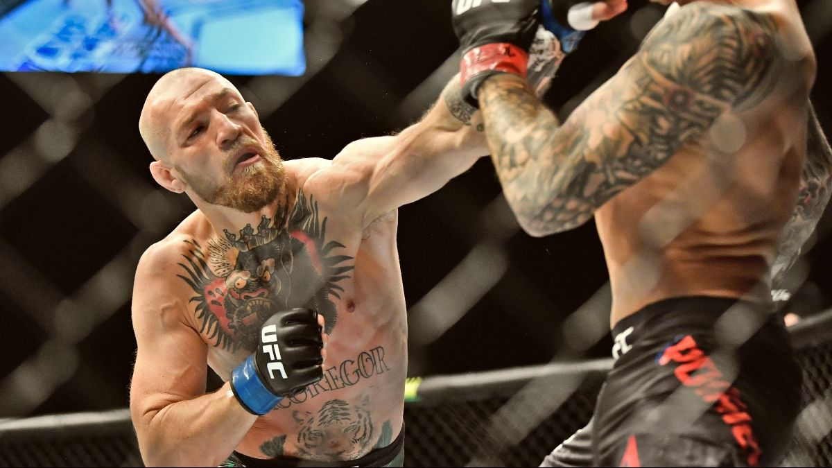 UFC 264 Odds, Promos: Win $200 if McGregor Lands a Punch, More! article feature image