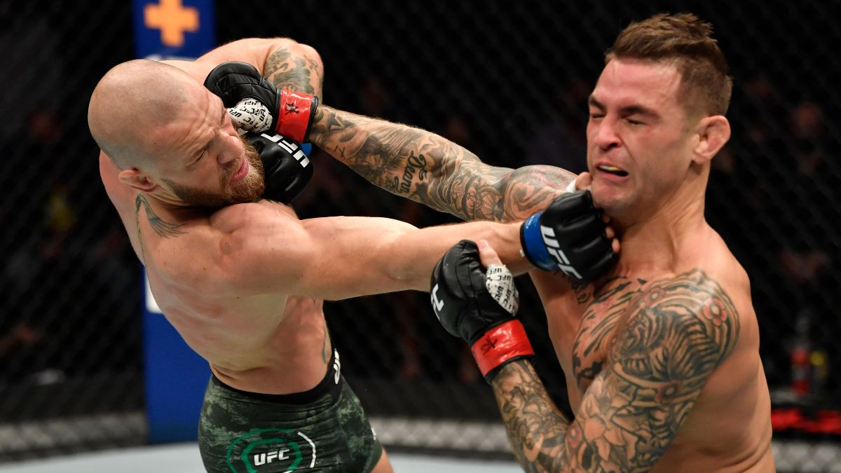 UFC Betting Trends: Who Has the Edge in MMA Trilogy Fights? article feature image