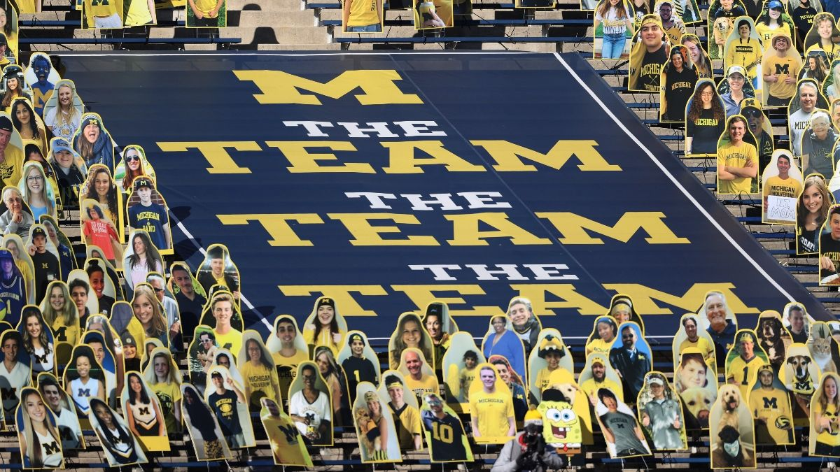 Michigan Football Players Are First To Cash In on Jersey Sales article feature image