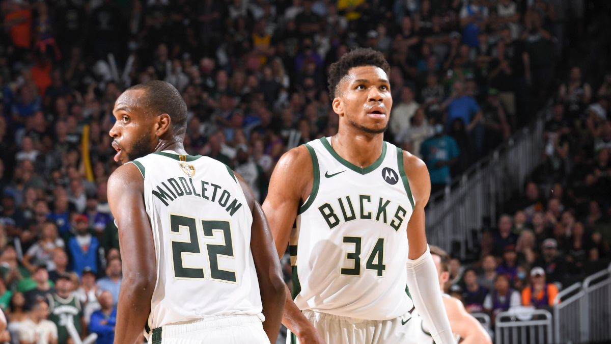 NBA Finals Series Tracker: Bucks Move to Favorites After Game 5 Thriller article feature image
