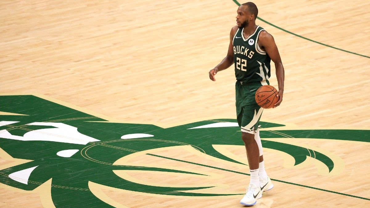 Suns vs. Bucks Game 6 Player Prop Bets, Picks: 3 Plays for Tuesday's NBA Finals, Including Khris Middleton & More (July 20) article feature image