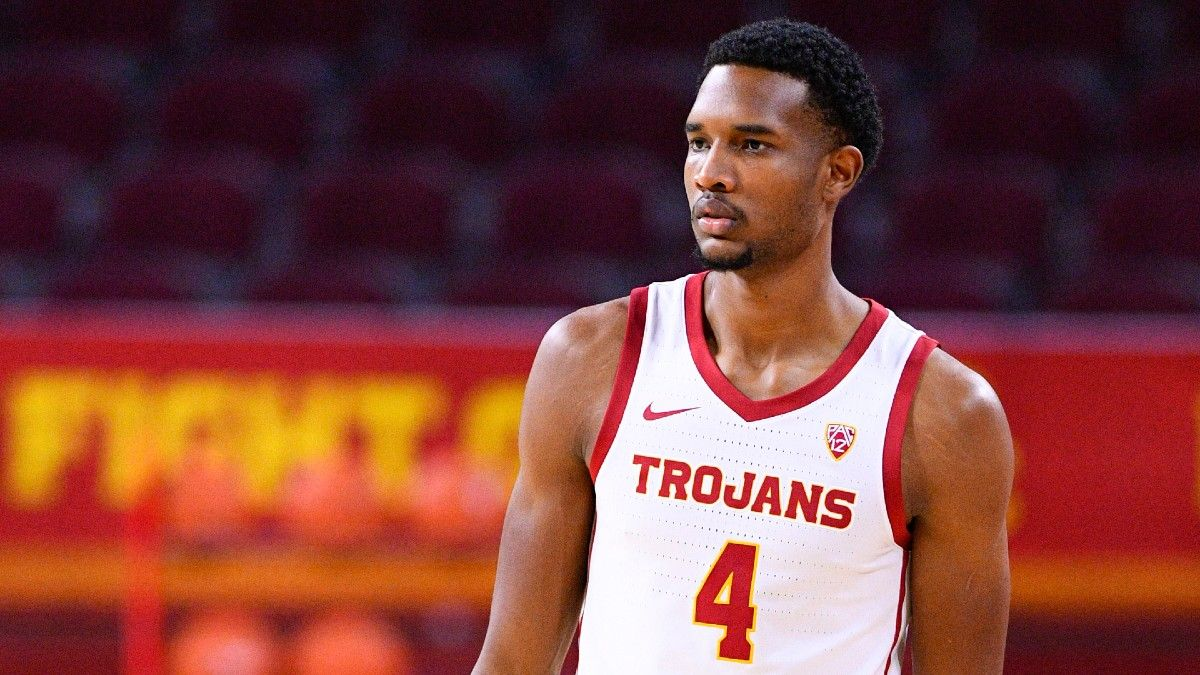 Evan Mobley NBA Draft Profile & Outlook: How the Former USC Big Will Fare In 2021 and Beyond article feature image