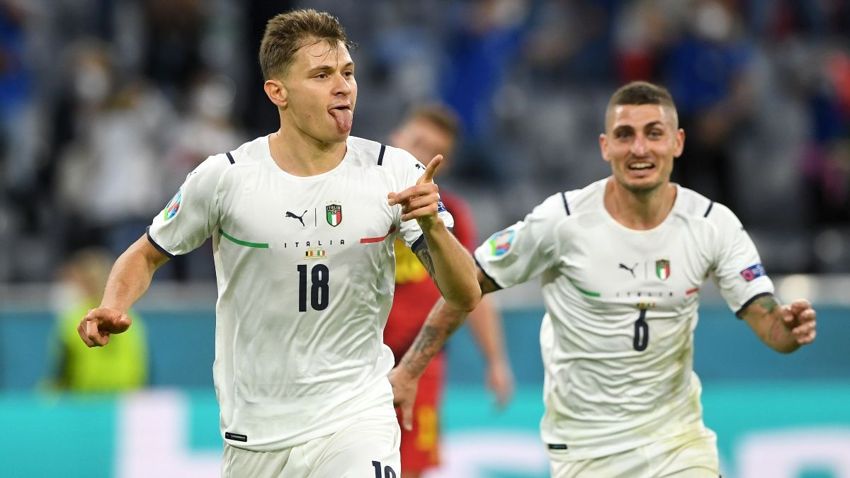 Italy vs. Spain Betting Odds, Pick, Prediction: Offenses Will Find Success in Euro 2020 Semifinal (July 6) article feature image