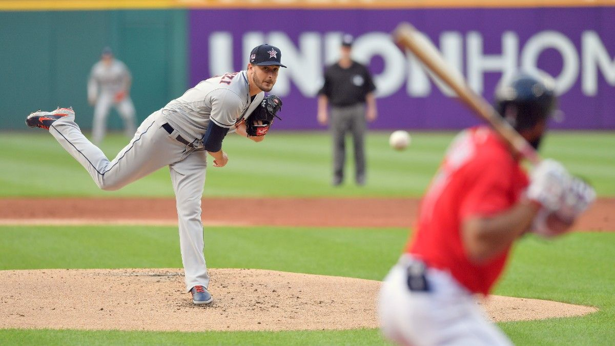 MLB Player Prop Bets & Picks: 2 Strikeout Totals, Including Alek Manoah & Jake Odorizzi (Friday, July 9) article feature image
