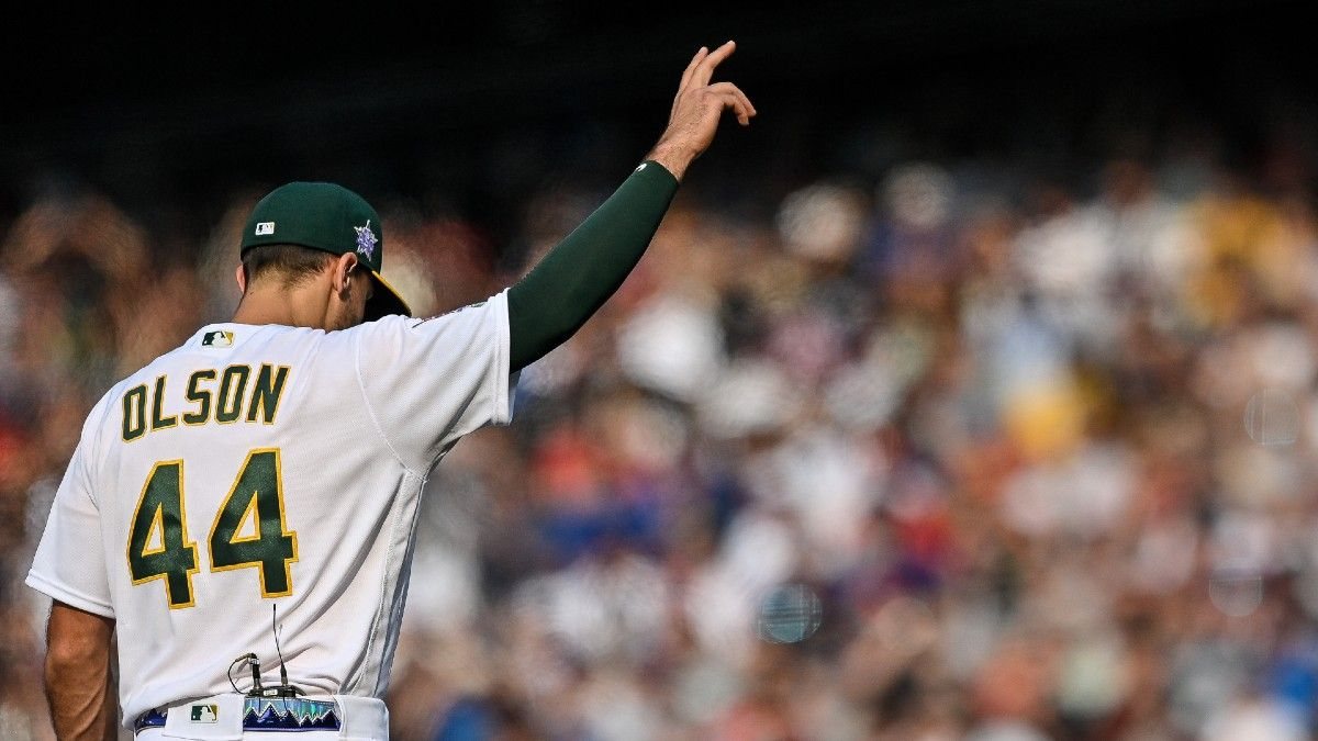 Angels vs. Athletics Betting Odds & Pick: Target the Total In West Coast Matchup (Tuesday, July 20) article feature image
