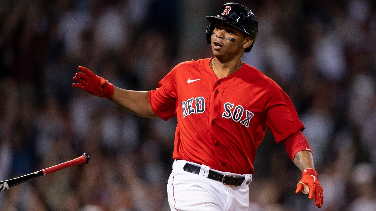 Red Sox vs. Rays MLB Odds, Sharp Betting Pick: Wiseguys & Experts Aligned on Thursday Night's ALDS Game 1 article feature image