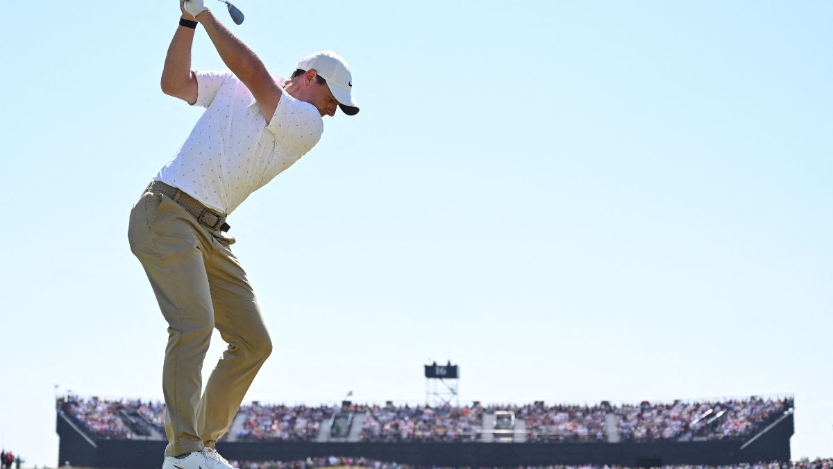 2021 Olympics Men's Golf Betting Preview: Rory McIlroy, Si Woo Kim Could Win Gold in Tokyo article feature image