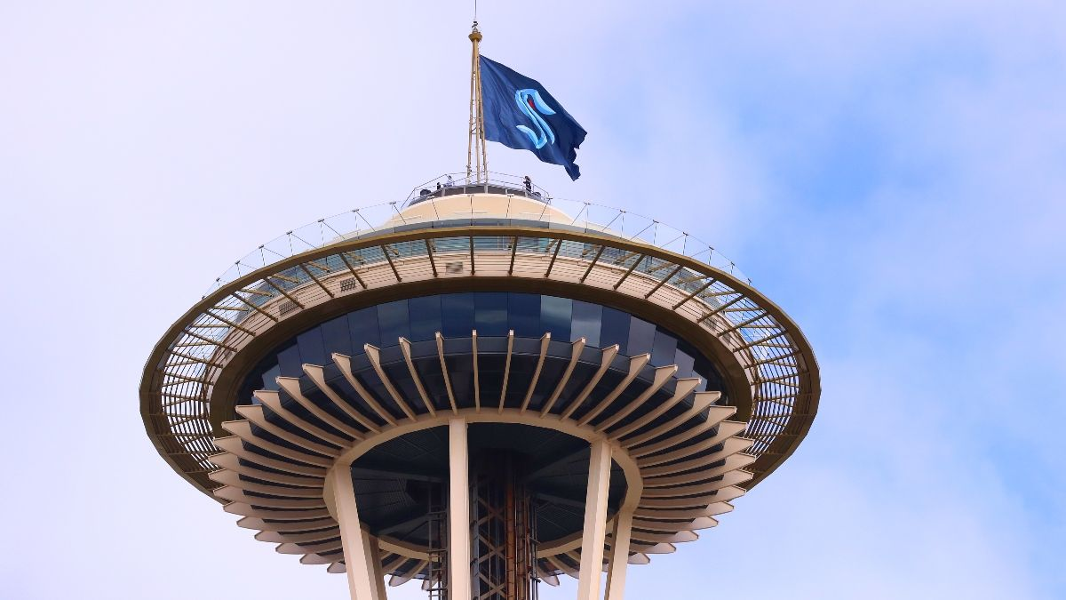 Seattle Kraken Stanley Cup Odds: Why Have Oddsmakers Opened NHL Expansion Team at 50/1? article feature image