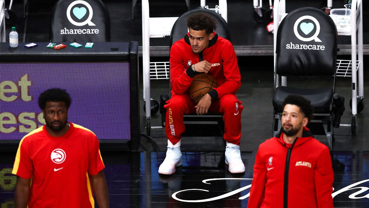 NBA Injury News & Starting Lineups (July 1): Giannis Antetokounmpo, Trae Young Ruled Out for Thursday's Game 5 article feature image