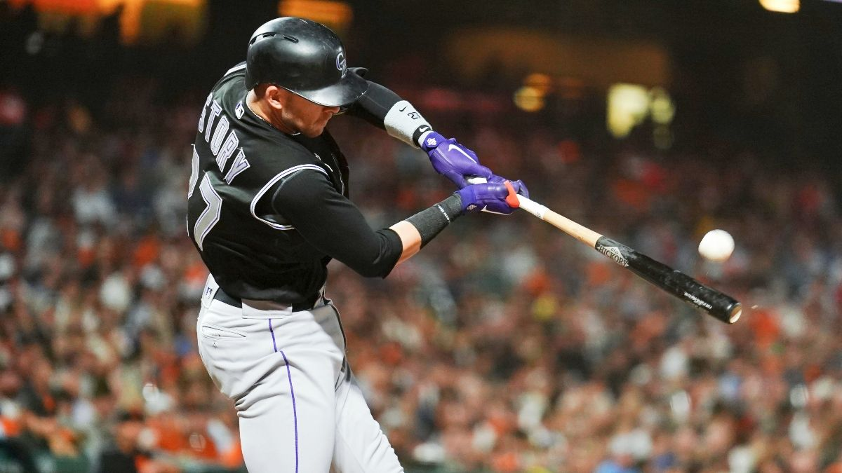 Home Run Derby Odds, Promo: Bet $25, Win $200 if Trevor Story Hits 1+ Home Run! article feature image