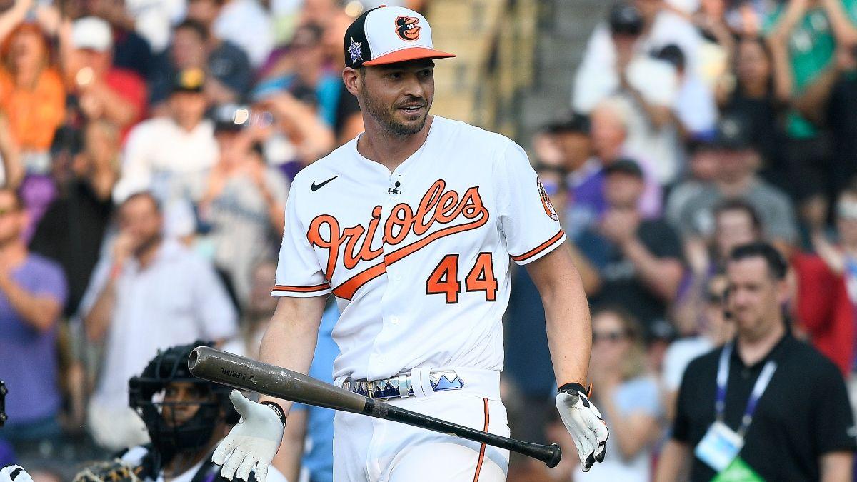MLB Home Run Derby: Controversial Trey Mancini Home Run Eliminates Matt Olson article feature image
