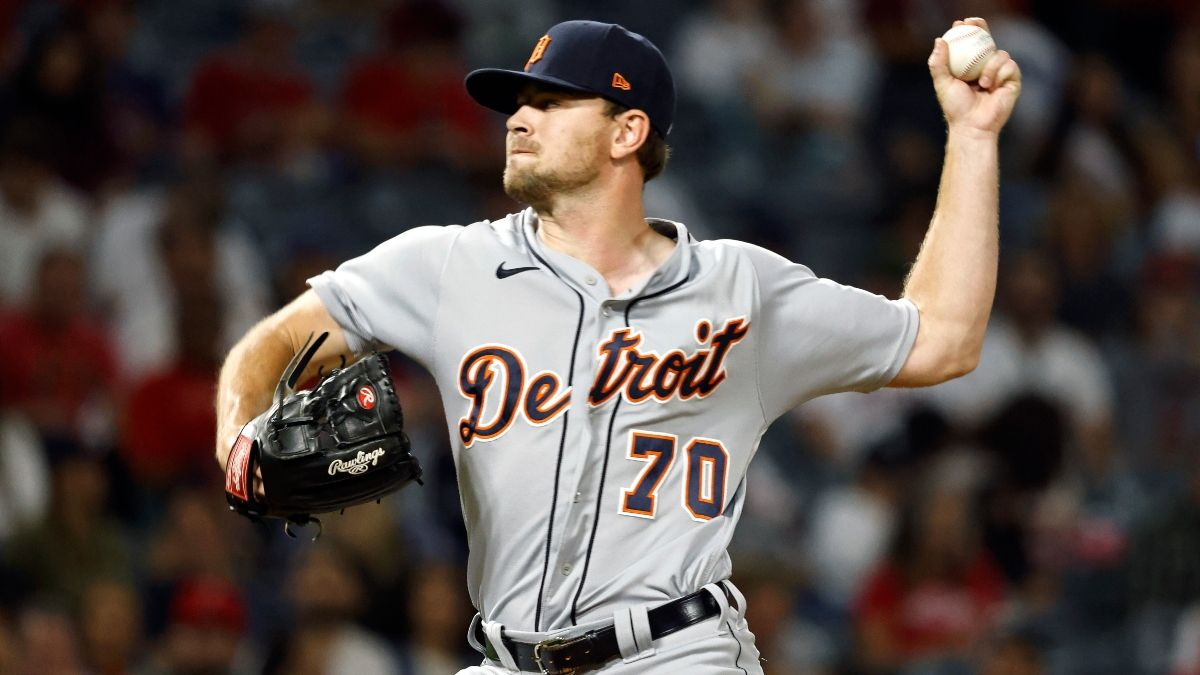 MLB Odds, Picks & Predictions: Rangers vs. Tigers Landing Big Bets on Thursday Afternoon (July 22) article feature image