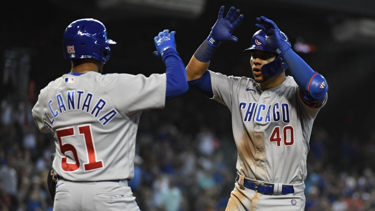 MLB Odds, Picks, Predictions: How Sharps Bet Cubs at Cardinals article feature image