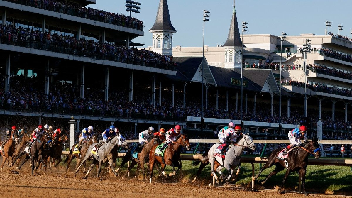 Sports Betting Brings Another Factor in Horse Racing's Future article feature image