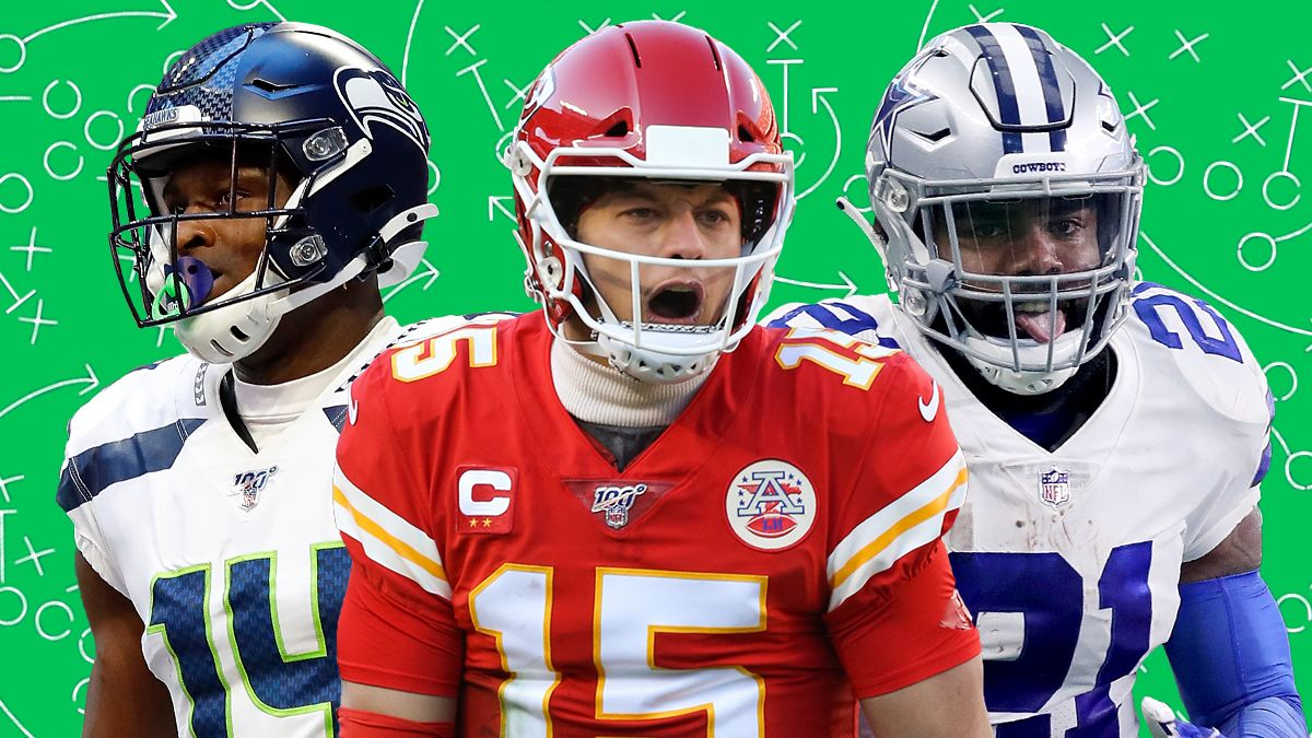 2021 Fantasy Draft Strategy & Tiers: Your Guide To Drafting QBs, RBs, WRs & TEs This Season article feature image