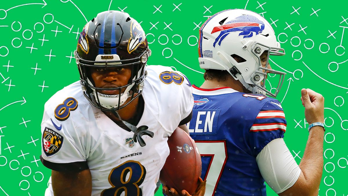 2021 Fantasy QB Rankings & Draft Tiers: The Optimal Strategy For Drafting Quarterbacks article feature image