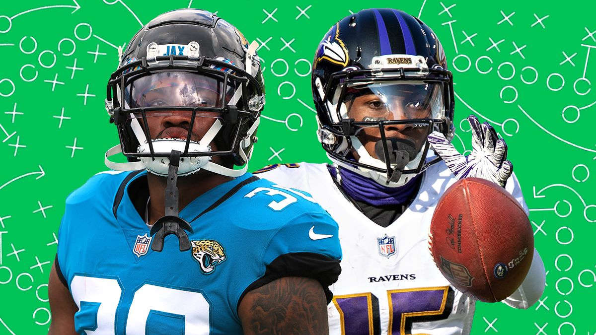 2021 Fantasy Draft Rankings & Tiers: Your Guide To Drafting QBs, RBs, WRs, TEs, Kickers & Defenses article feature image