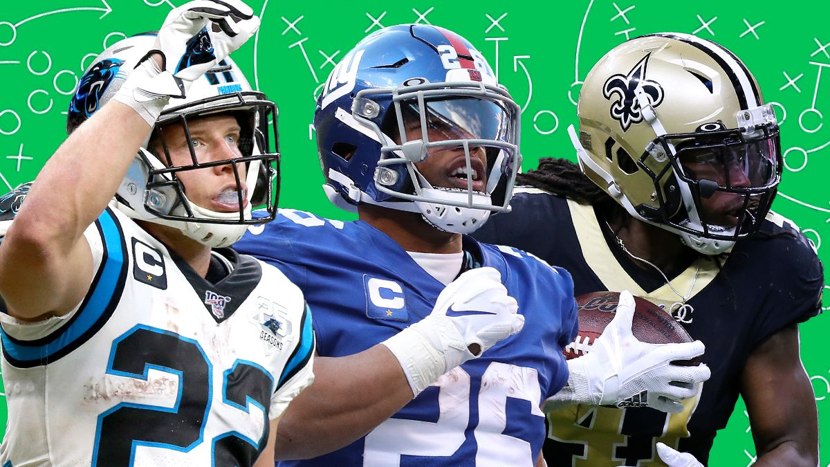 2021 Fantasy RB Rankings & Draft Strategy: How To Draft Running Backs Using These Tiers article feature image