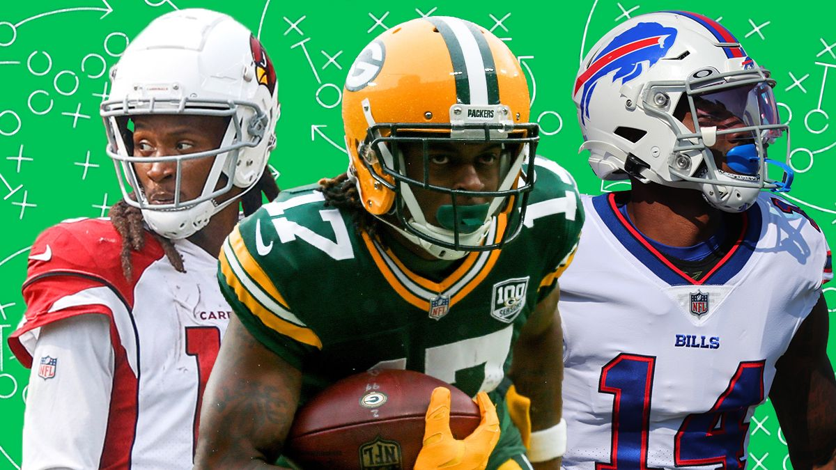 2021 Fantasy WR Rankings & Draft Strategy: How To Maximize Your Draft With These Wide Receiver Tiers article feature image