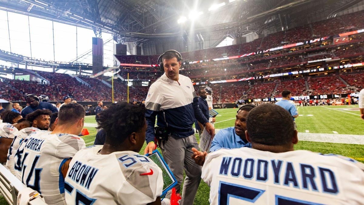 2021 NFL Preseason Odds & Betting Preview: Bills vs. Lions, Titans vs. Falcons, Cowboys vs. Cardinals (Friday) article feature image