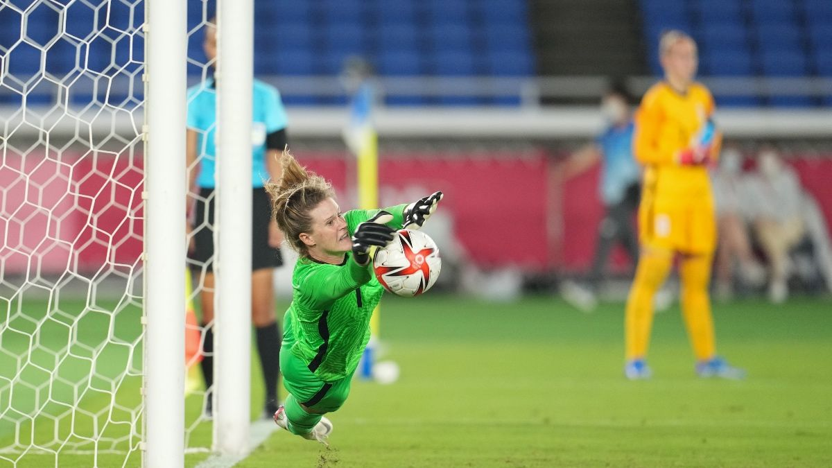 Olympic Women's Soccer Odds, Picks, Prediction: United States vs. Canada Preview (August 2) article feature image
