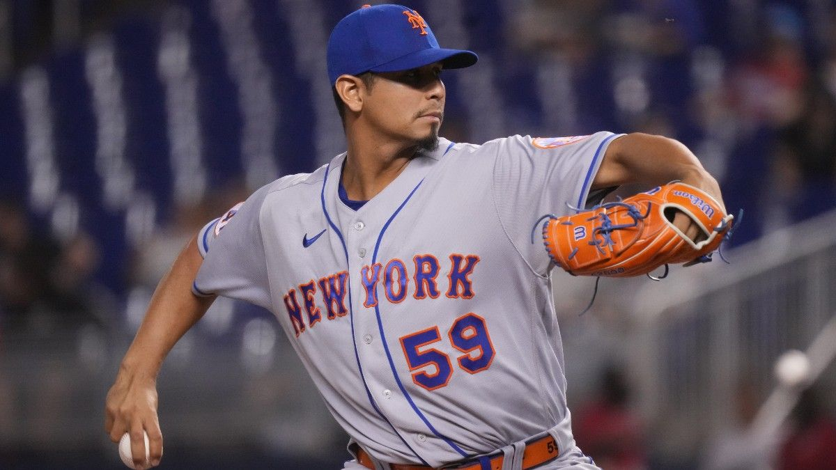 Dodgers vs. Mets Odds, Preview, Pick: Back the Mets as Underdogs on Sunday Night Baseball (Sunday, August 15) article feature image