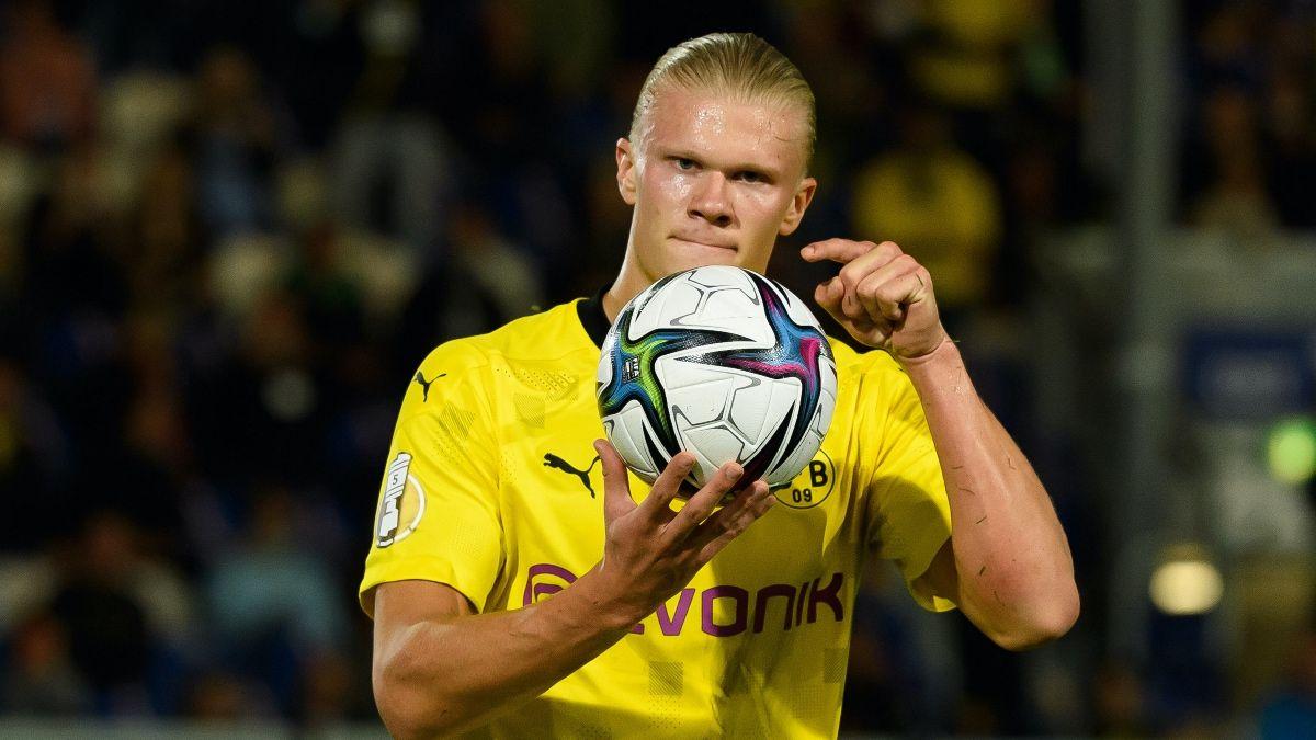Borussia Dortmund vs. Eintracht Frankfurt Odds, Picks, Prediction: How to Bet Bundesliga Matchup (Saturday, August 14) article feature image
