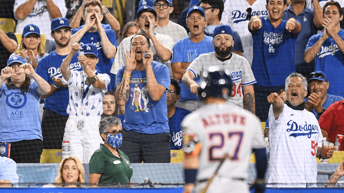 2021 World Series Matchup Odds & Prediction: Astros, Dodgers Favored to Rematch article feature image