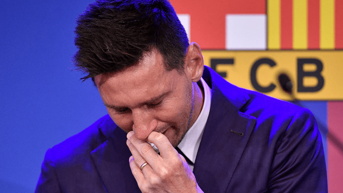 2022 Champions League Odds: PSG Co-Favorites Amid Impending Messi Transfer article feature image