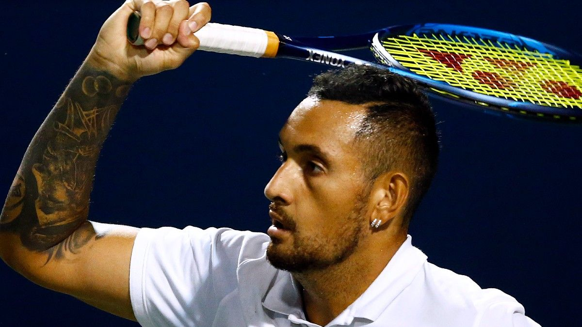 Monday U.S. Open Round 1 Afternoon & Night Session Odds & Picks: Back Kyrgios to Notch an Upset (Aug. 30) article feature image