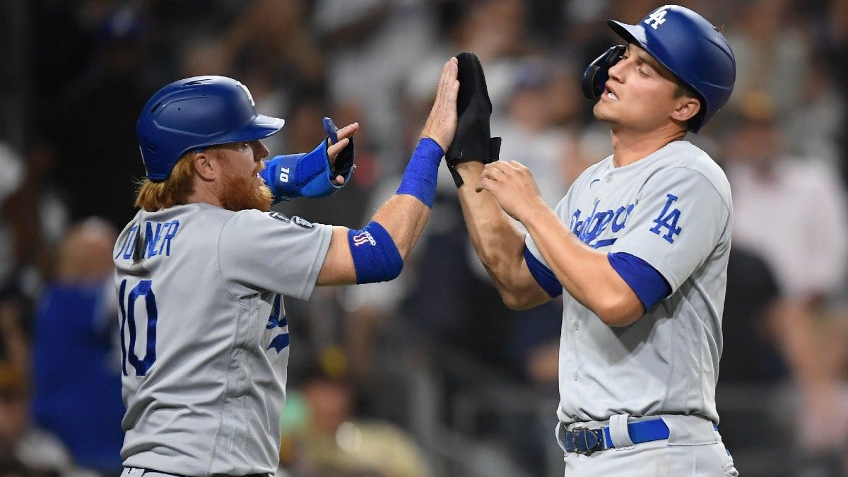 MLB Odds, Expert Picks, Predictions for Wednesday: 4 Best Bets, Including Rays vs. Phillies, Dodgers vs. Padres & More (August 25) article feature image