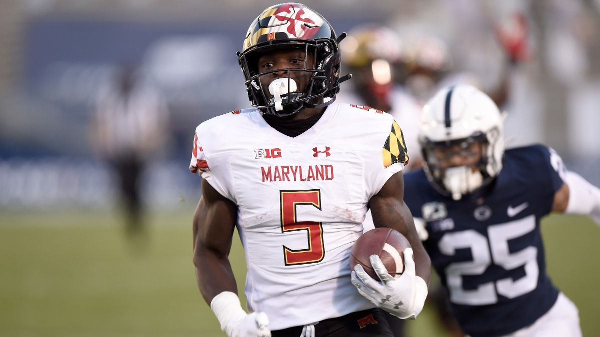 West Virginia vs. Maryland Betting Odds, Picks, Predictions: How to Bet Saturday's College Football Game Between Bitter Rivals (Sept. 4) article feature image