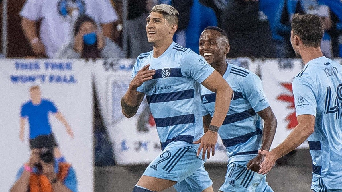 Los Angeles FC vs. Sporting KC Odds, Picks, Prediction: Wednesday MLS Betting Preview (August 4) article feature image
