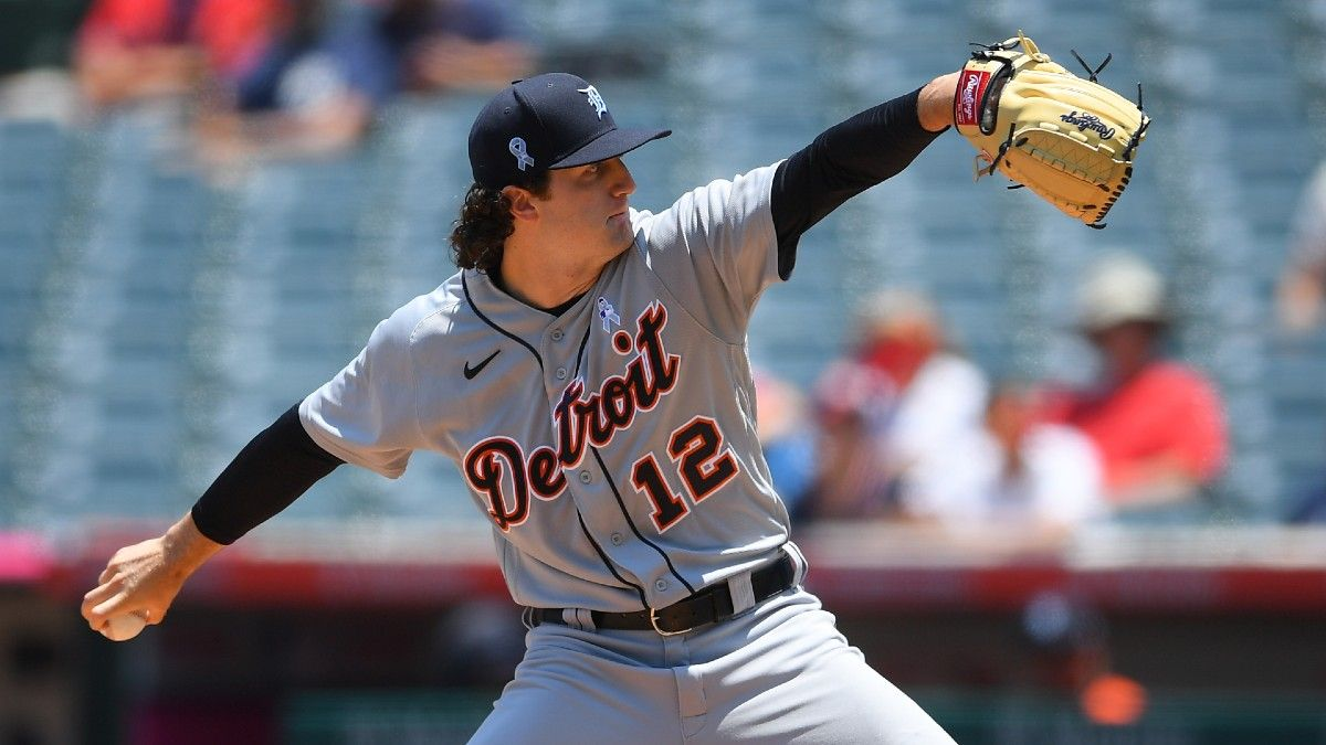 Tuesday MLB Odds, Preview, Prediction for Tigers vs. Orioles: How to Bet Casey Mize, Detroit in Baltimore (August 10) article feature image