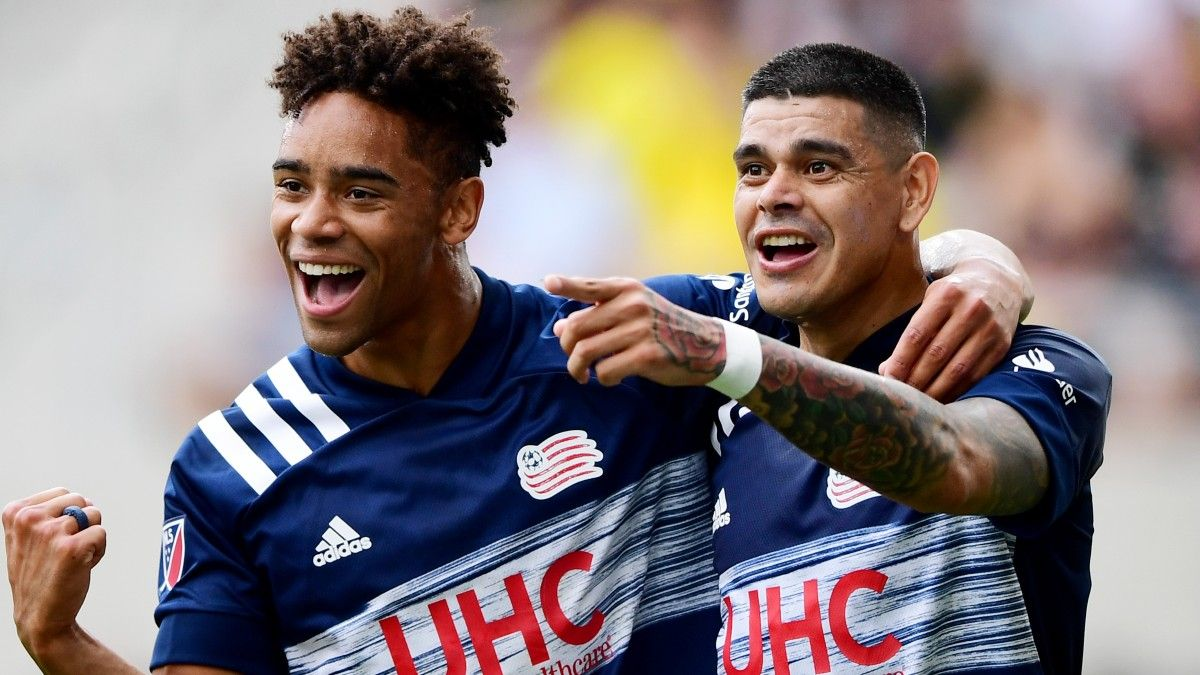 MLS Odds, Picks, Prediction: New England Revolution vs. Nashville Betting Preview (August 4) article feature image