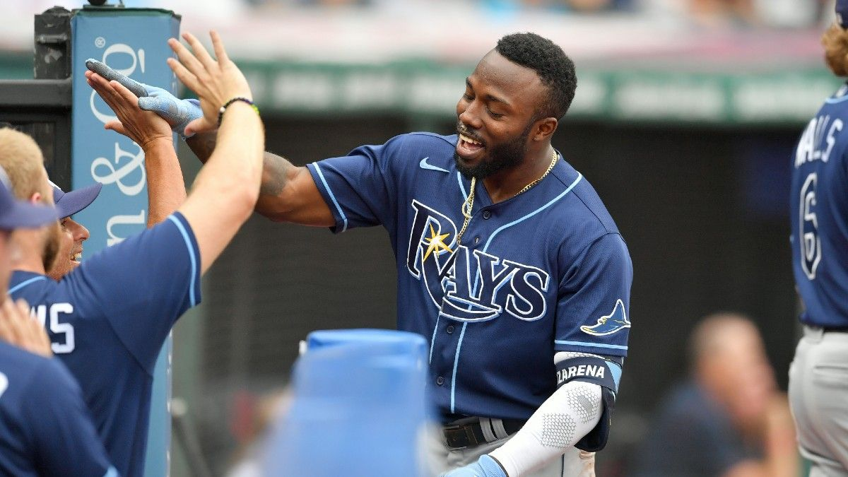 MLB Player Prop Bets & Picks for Sunday: Two Strikeout Totals & Randy Arozarena Under Spotlight (August 1) article feature image
