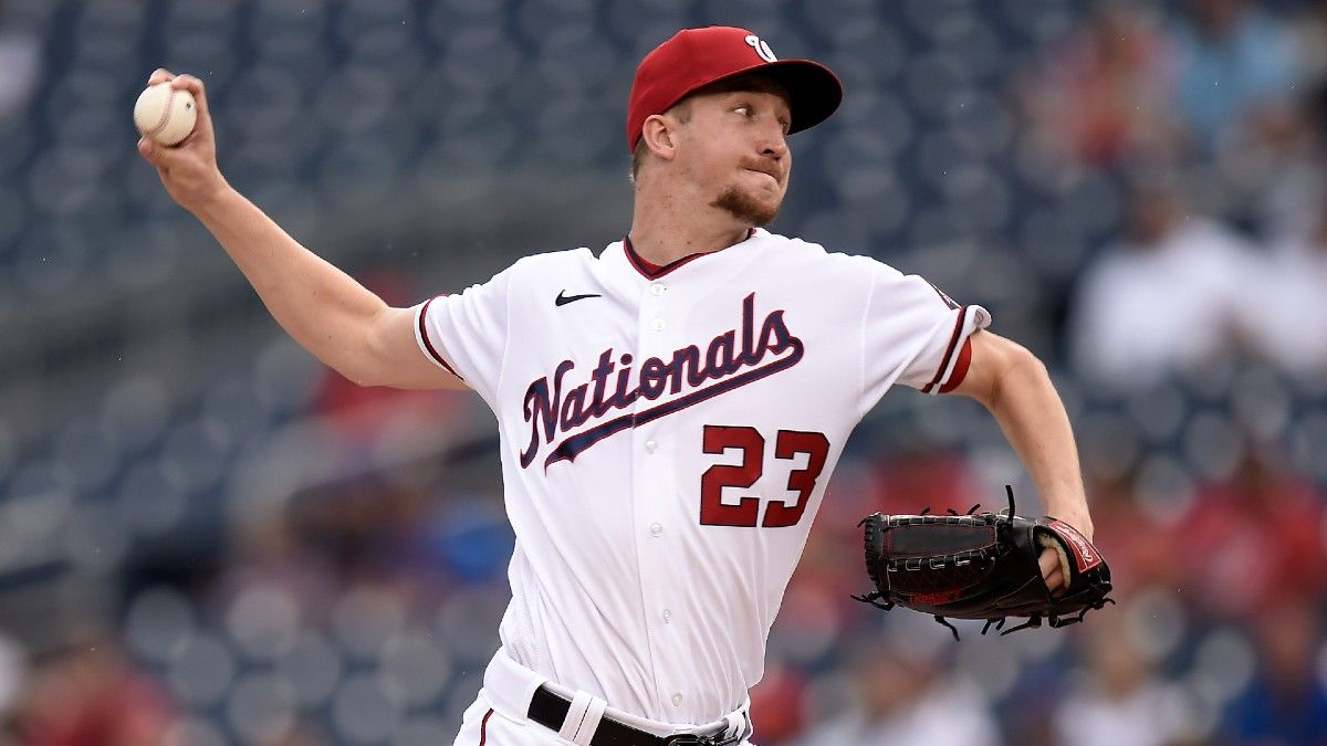 MLB Player Prop Bets & Picks for Friday: 2 Strikeout Totals, Including Ryan Yarbrough & Erick Fedde (August 6) article feature image