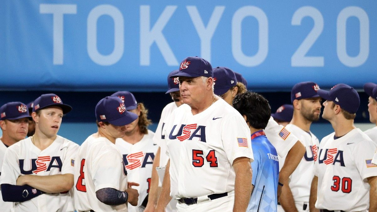 USA vs. Japan Olympic Odds, Preview, Prediction: How to Bet Baseball Gold Medal Game in Tokyo (August 7) article feature image