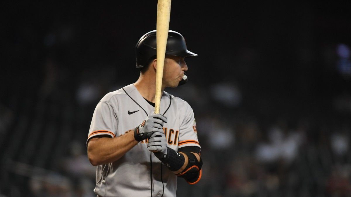MLB Player Prop Bets & Picks: Find Value on Carlos Hernández & Buster Posey (Monday, August 16) article feature image
