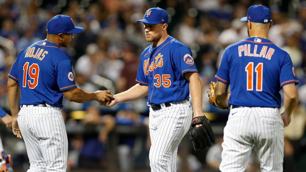 MLB Odds, Expert Picks, Predictions: 4 Best Bets for Orioles vs. Rays, Mets vs. Giants & More (Monday, August 16) article feature image
