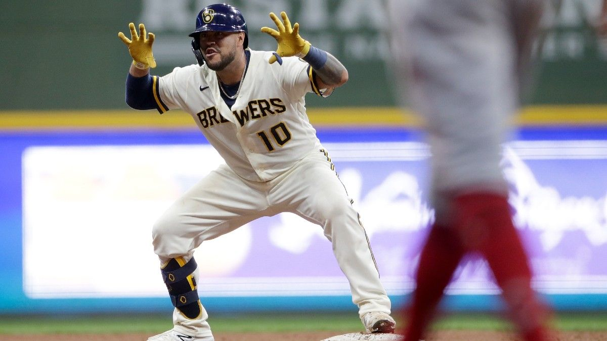 Thursday MLB Odds, Preview, Prediction for Reds vs. Brewers: Cincinnati Looks To Gain Ground Against Brett Anderson (August 26) article feature image
