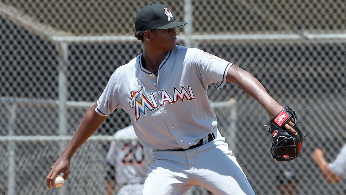 Wednesday MLB Player Prop Bets & Picks: 3 Strikeout Totals, Including Debuting Marlins Prospect Edward Cabrera (August 25) article feature image