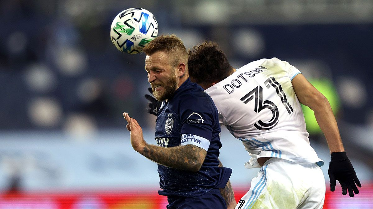 Minnesota United vs. Sporting Kansas City Odds, Picks, Prediction: How to Bet Saturday's MLS Match (August 21) article feature image