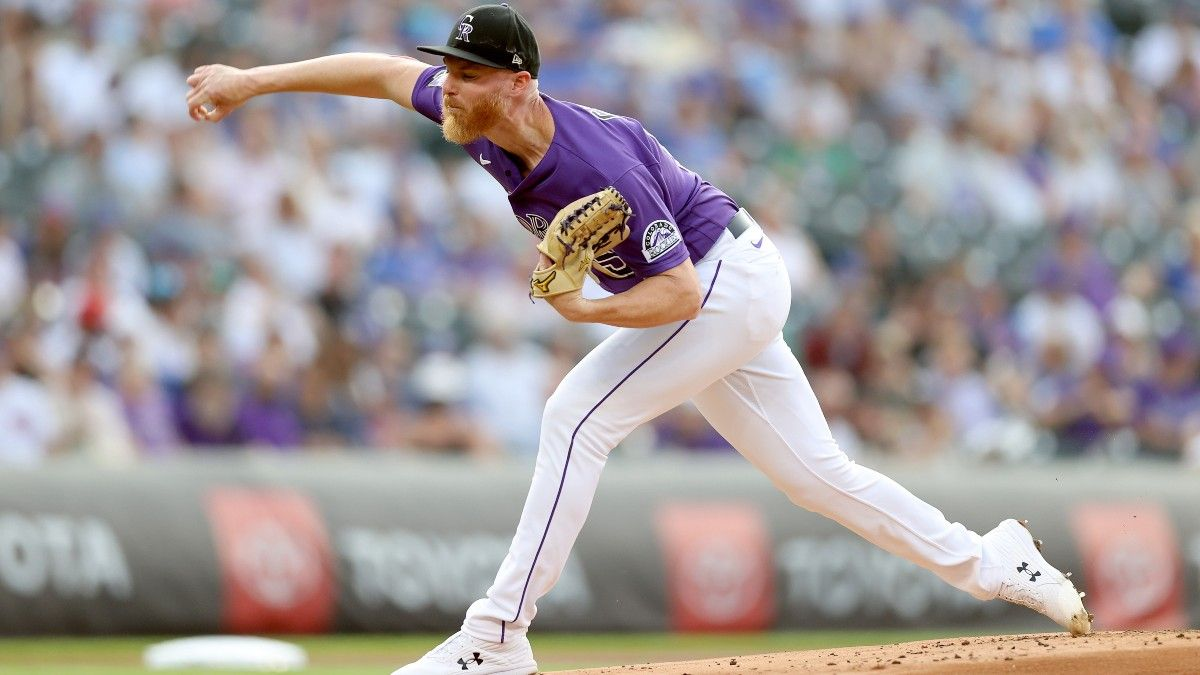 MLB Odds, Expert Picks, Predictions: 2 Best Bets for Sunday, Including Rockies vs. Giants, Dodgers vs. Mets (August 15) article feature image