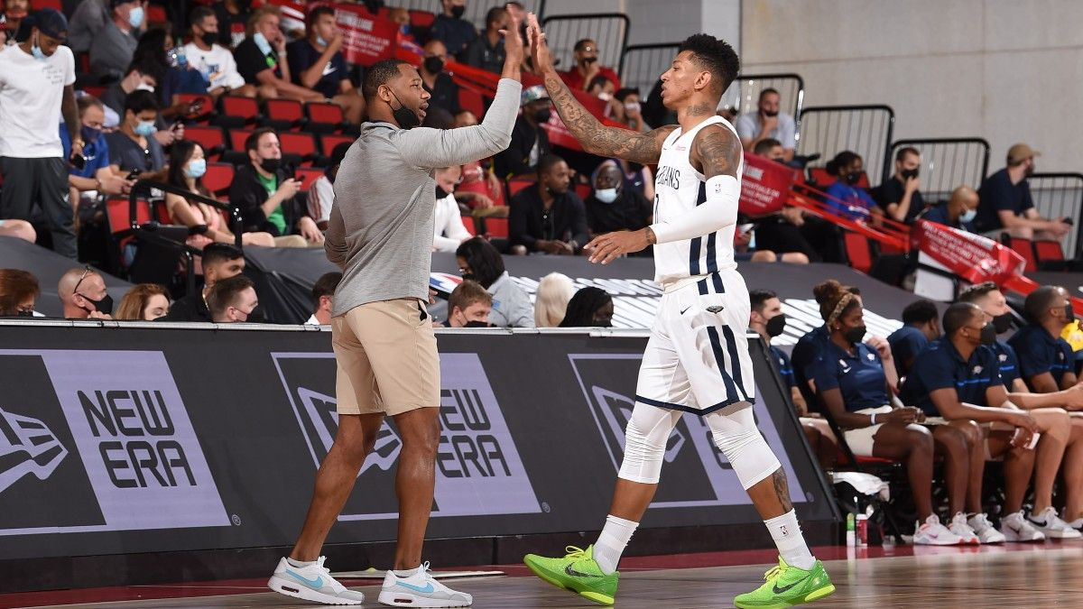 Inside the Life of an Up-and-Coming NBA Summer League Coach article feature image