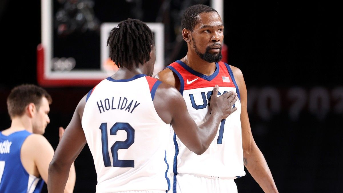 United States vs. Spain Odds, Picks, Predictions: USA's Improved Defense Will Lead it to Olympic Win article feature image